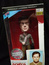 Dexter in kill outfit Mint Condition. TORONTO