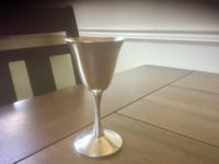 Silver Plated Wine Goblets Edmonton