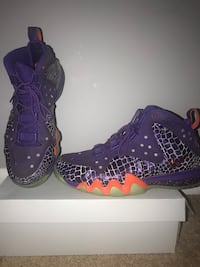 Nike Barkley Posite Max, Size 11.5, Mens Shoes Reston