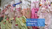 0-3 months sleepers lot Neosho, 64850