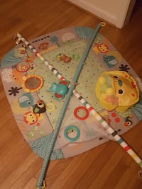 baby's multicolored activity gym Silver Spring, 20852