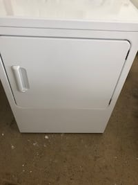 White front load clothes dryer Cathedral City, 92234