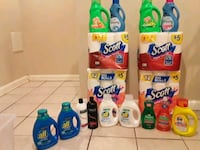 Cleaning supplies Baltimore, 21206