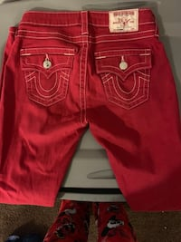 Woman's True Religion Jeans Louisville, 40214