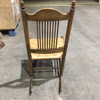 Antique cane rocking chair. In great condition. Closing antique shop and selling what's left   Virginia Beach, 23453