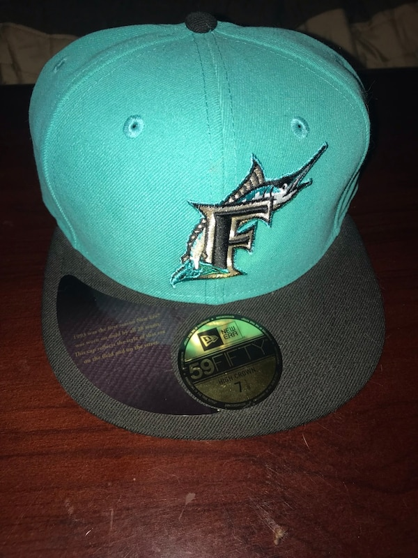 c0d05f06d1681 Used Florida Marlins hat for sale in Deerfield Beach - letgo