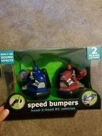 Kids Remote Controlled Speed Bumpers Albuquerque, 87109