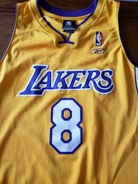 Original Kobe Bryant Lakers Jersey #8