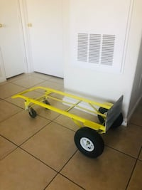 2-in-1 Convertible Hand Truck Dolly Trolley Moving