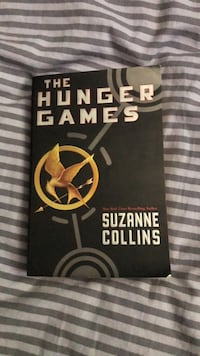 The Hunger Games by Suzanne Collins book London, N5Y 4J1