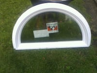 Three brand-new arched Windows $25 each or $60  Tipton, 46072