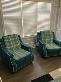 2x Accent Chairs Brampton, L6V 4M2