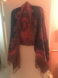 Pashmina cape/scarf. Waterloo, N2J 4S7