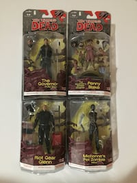 The Walking Dead Action Figure Collection Toronto, M1W 2N9