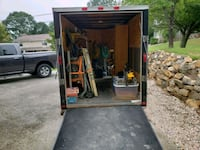 Trailer and tools 6x12 Knoxville, 37917
