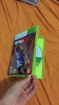 two Xbox 360 game cases Paterson, 07514