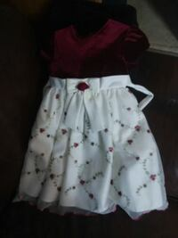 So nice...size 5t formal dress...perfect cond. For Columbus, 31904
