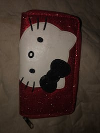 White and red hello kitty Wallet Pascagoula, 39581