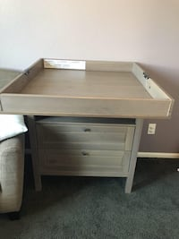 IKEA Changing table/chest drawer