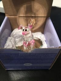 Collectible Glass Pig