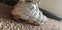 white Nike Air More Uptempo sneakers Maitland, 32810
