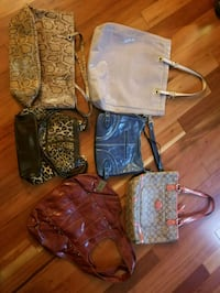 Almost New Designer purses  Lorton