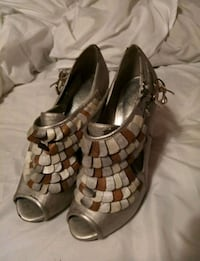 Baby Phat heels size 8.5 Ms Tampa, 33603