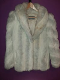 gray and white fur coat San Diego, 92111