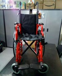red and black wheelchair Perris, 92570