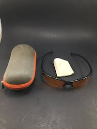 Nike Safety Glasses and Case - Scratches on Lenses Lake Elsinore, 92532