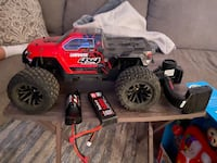 Rc car 40+mph used twice Allentown, 18109