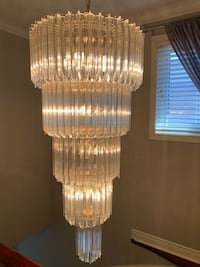 Chandeliers for staircase and 4 ceiling mount hallway Vaughan, L4L 6P4