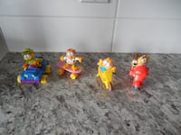 McDonalds Collectable Garfield Toys (complete set)  Morinville