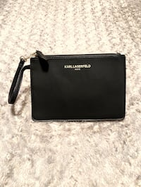 Karl Lagerfeld clutch paid $120 Washington, 20002
