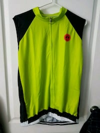 Brand New Sleeveless Bike Jersey XL