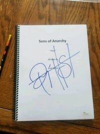Signed Sons of Anarchy: Pilot Full Episode Script  Olympia, 98513