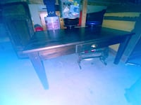2 wooden matching tables Barrie, L4N 8P9