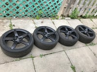 Wheels for sale Brampton, L6V 1X1