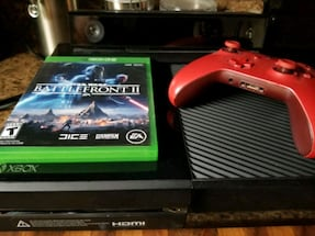 Xbox one with kinnect
