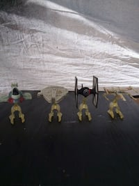 $3 each $10 for all Hot Wheels Star Wars vehicles