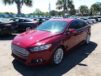 Ford Fusion 2016 West Columbia