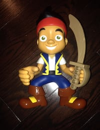 Jake and the Neverland Pirates toy Oakville, L6L 5E5