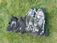 Women's ski boots size 26.5 - made in Romania Mississauga, L5N 6T9