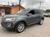 2017 Ford Explorer Limited 4WD Houston, 77076