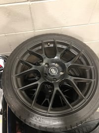 Enkei 18s with tires  Fort Mitchell, 41011