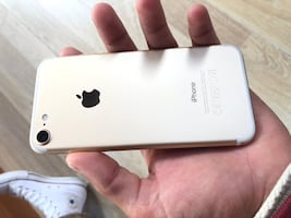 iPhone 7 32GB Gold Temiz