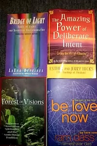 Lot of 4 Books -Bridge of Light tools of light for Stone Mountain, 30083