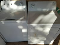 white front-load clothes washer and dryer set Oxnard, 93035