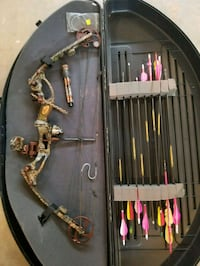 Bow includes everything in pic Harrah, 73045