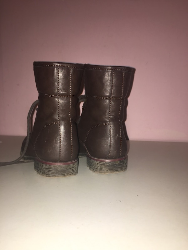 Size 12 Girl Boots